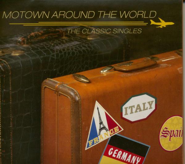 Motown Around The World (2-CD)