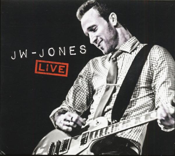 JW-Jones Live (CD)