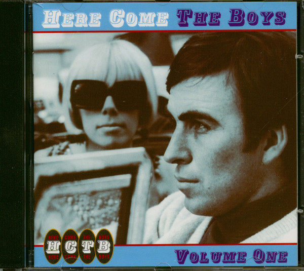 Here Come The Boys Vol.1 (CD)