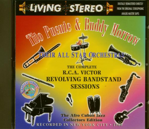Revolving Bandstand (CD)