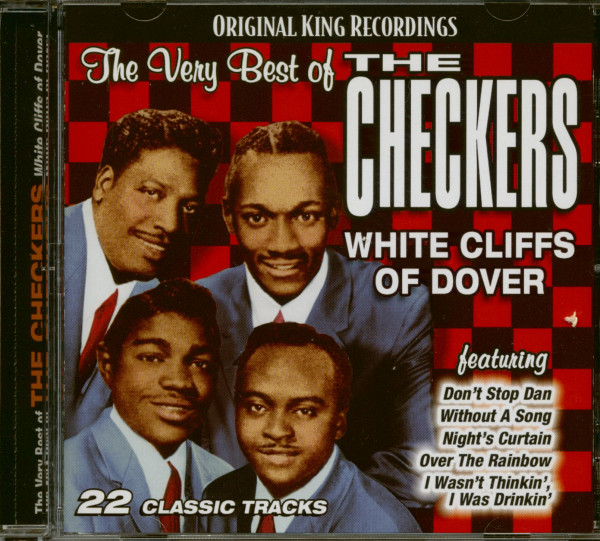 White Cliffs Of Dover - The Very Best Of The Checkers (CD)
