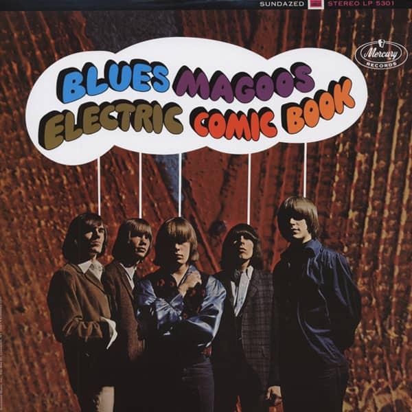 Electric Comic Book (1967) HQ Vinyl