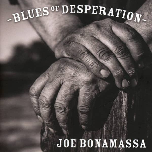 Blues Of Desperation (CD, Ltd. Deluxe Silver Edition)
