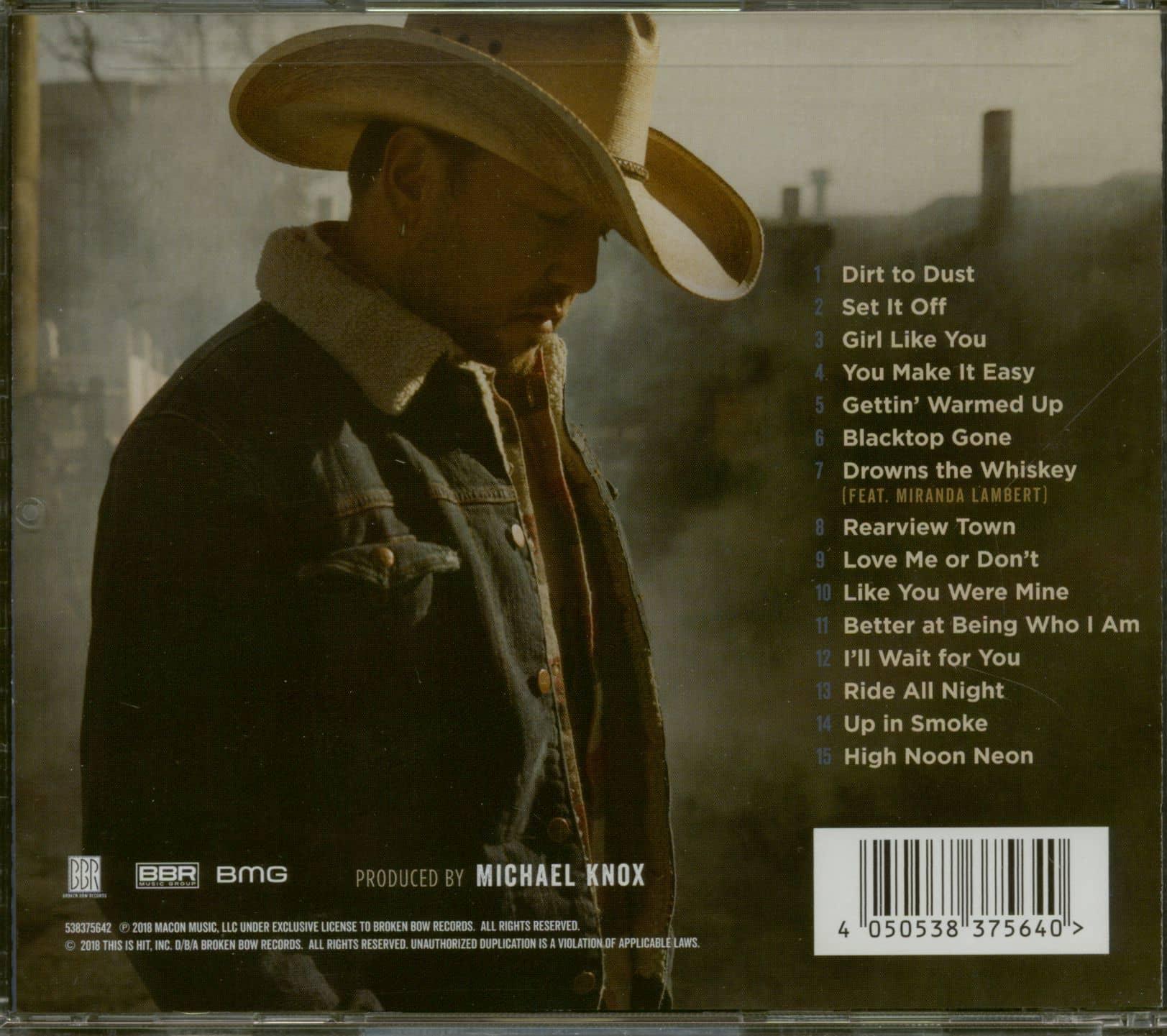Rearview Town Jason Aldean: Jason Aldean CD: Rearview Town (CD)