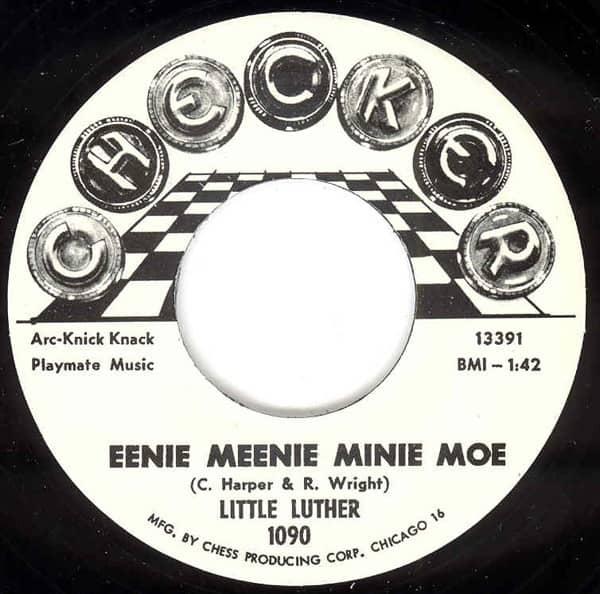 Eenie Meenie Minie Mo - Twirl (7inch, 45rpm)