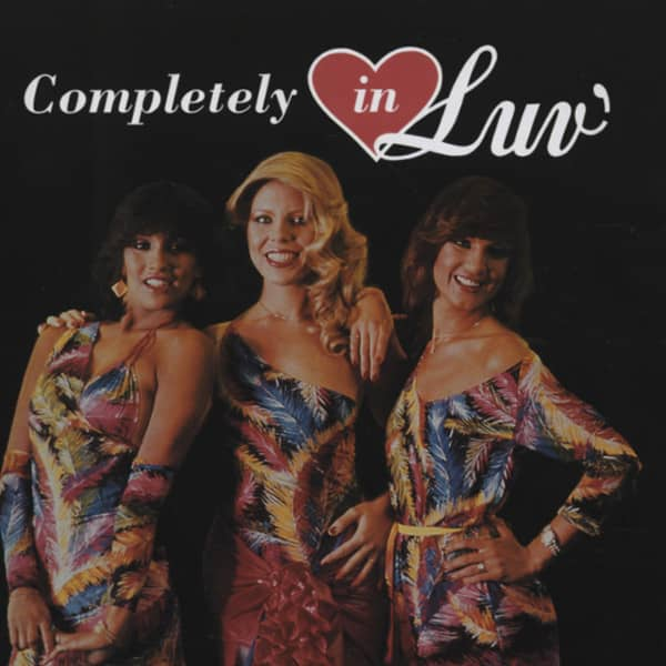 Completely In Luv (4-CD)