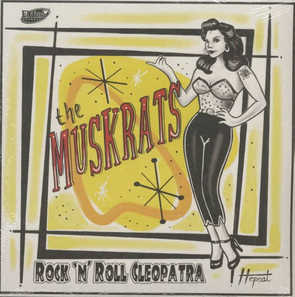 Rock 'n' Roll Cleopatra - If You Can't Rock Me (7inch, 45rpm, PS)