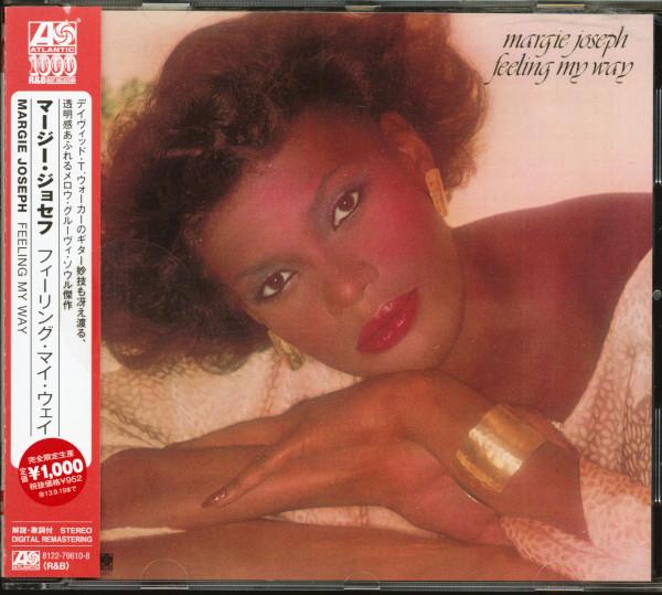 Feeling My Way (CD, Japan)