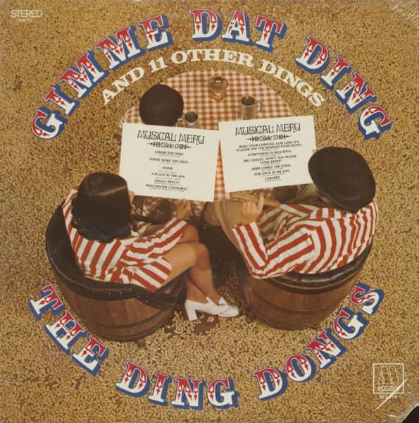 Gimme Dat Ding (LP)