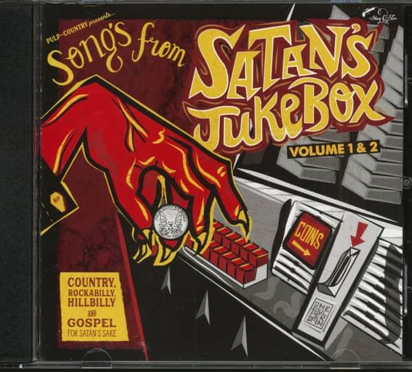 Songs From Satan's Juke Box Vol.1 & 2 (CD)