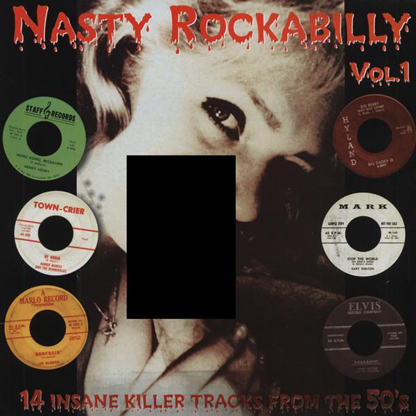 Nasty Rockabilly Vol.1 (Vinyl LP)