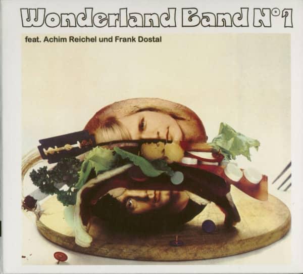 Wonderland Band No.1 (CD)