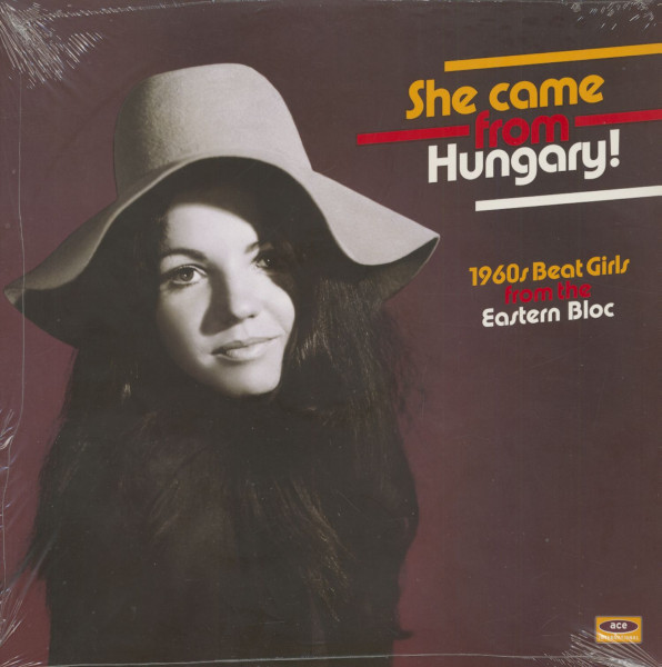 She Came From Hungary - 1960s Beat Chics From The Eastern Bloc (LP)