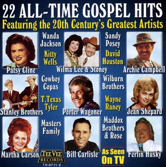 22 All Time Gospel Hits
