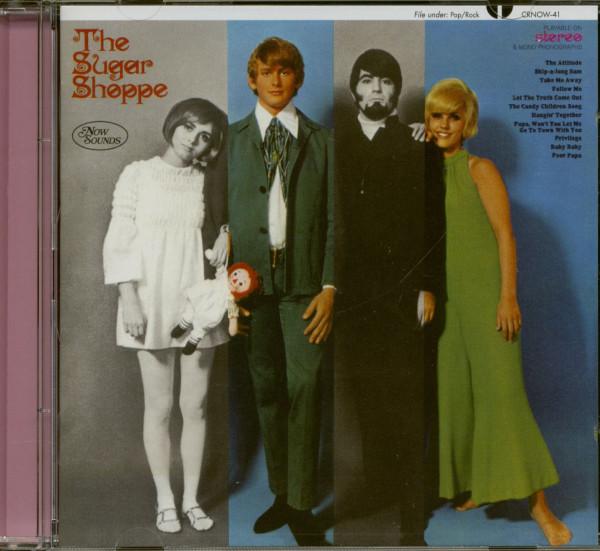 The Sugar Shoppe (CD)