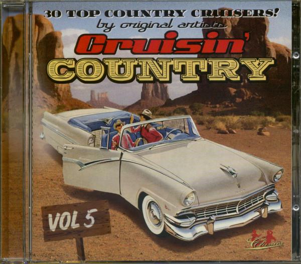 Cruisin' Country Vol.5 (CD)
