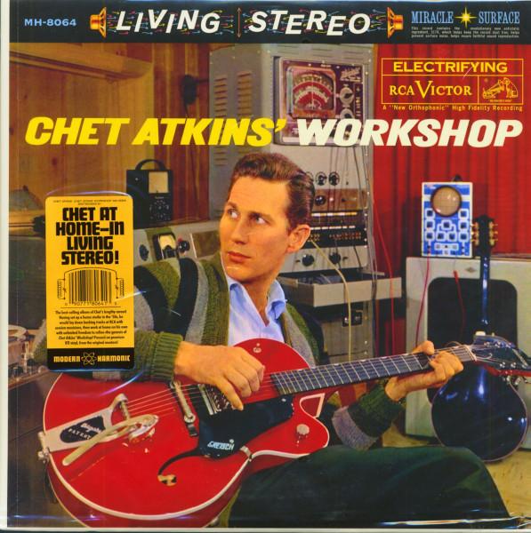 Chet Atkins' Workshop (LP)