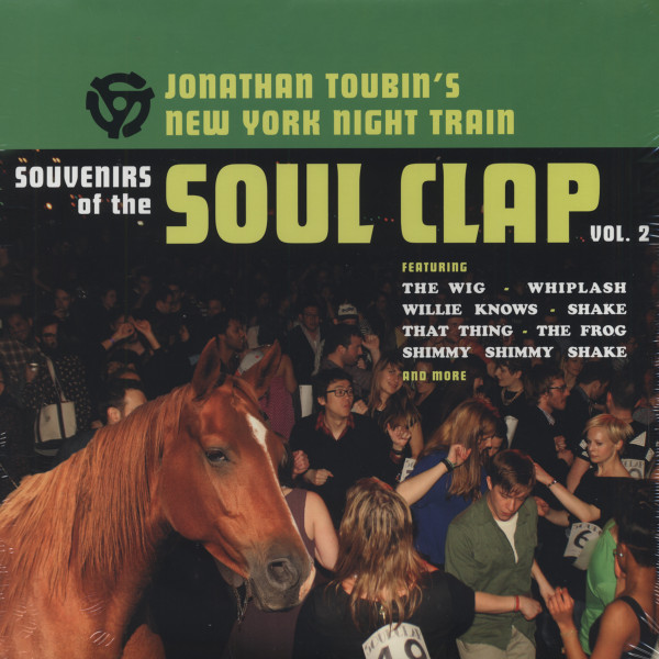 Souvenirs Of The Soul Clap Vol. 2