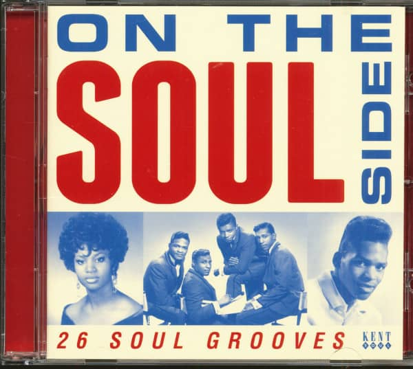 On The Soul Side (CD)