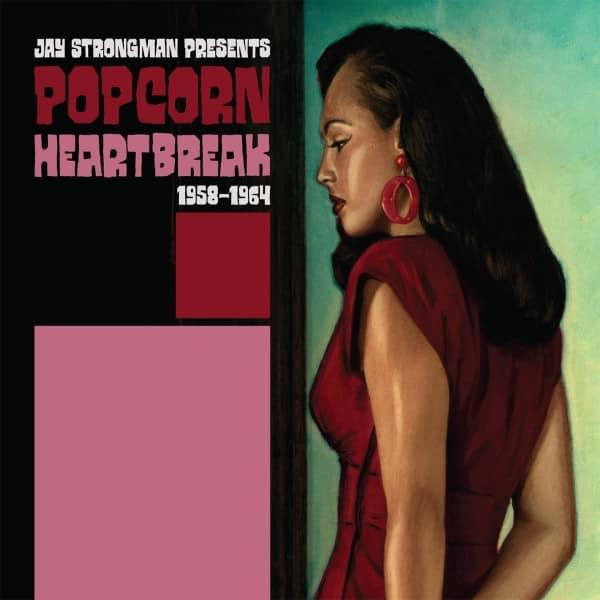 Popcorn Heartbreak 1958-1964 (CD)
