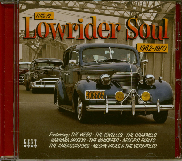 This Is Lowrider Soul 1962 -1970 (CD)