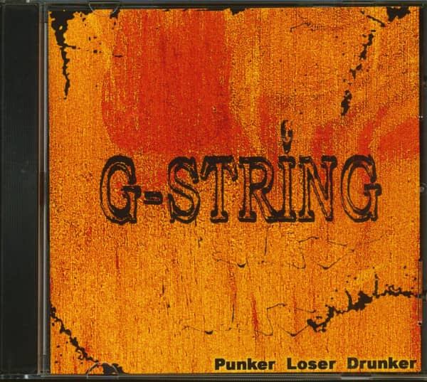 Punker Loser Drunker (CD)