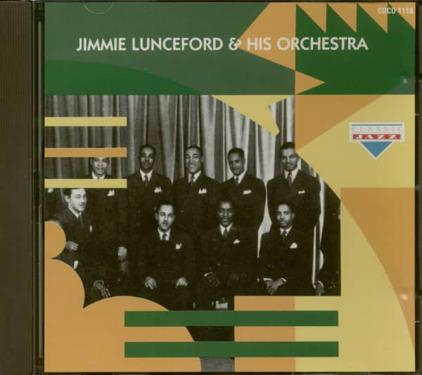 Jimmie Lunceford & His Orchestra (CD)