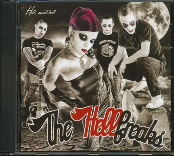 Hell, Sweet Hell (CD)