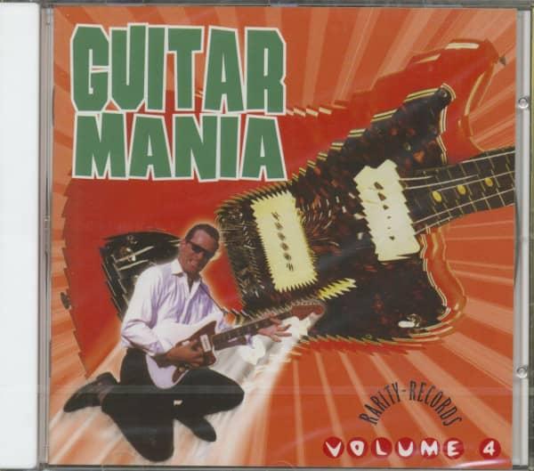 Guitar Mania, Vol.4 (CD)