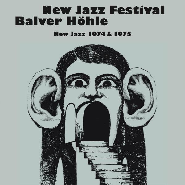 New Jazz Festival Balver Höhle (11-CD)