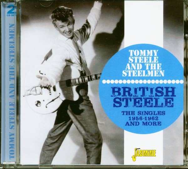Tommy Steele & The Steelmen - The Singles And More (2-CD)