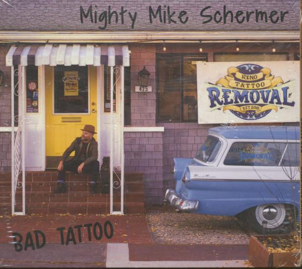 Bad Tattoo (CD)