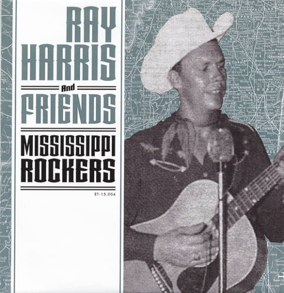 Mississippi Rockers 7inch, 45rpm, EP, PS