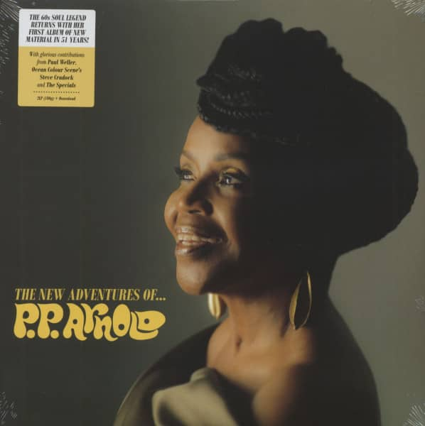 The New Adventures Of ... P.P. Arnold (2-LP, 180g Vinyl & Download)