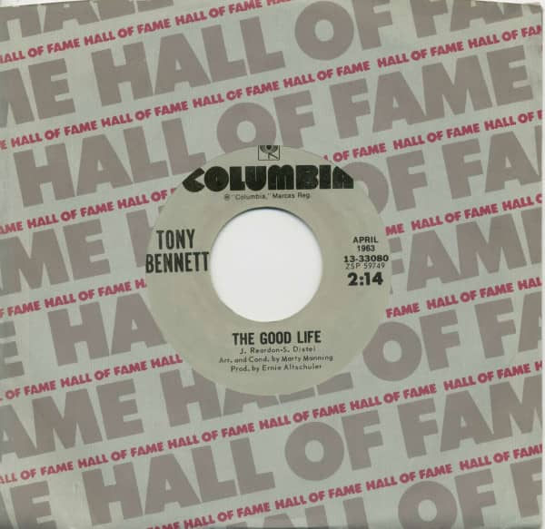 The Good Life - This Is All I Ask (7inch, 45rpm, BC, CS)