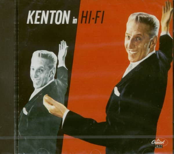 Kenton In Hi-Fi (CD)