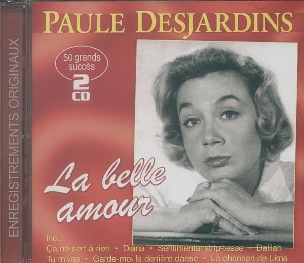 La Belle Amour - 50 Grands Succès (2-CD)