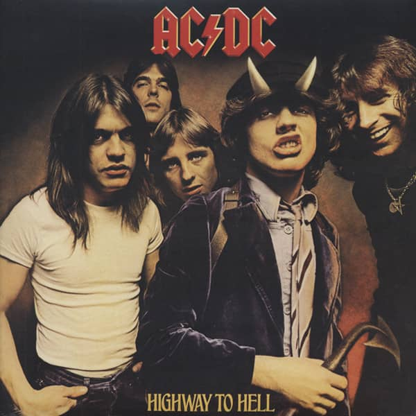 Highway To Hell (1979) 180g