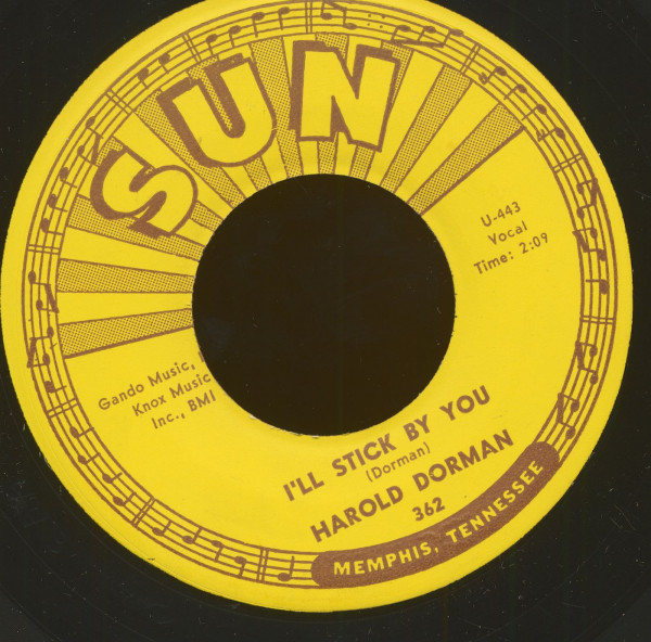 I'll Stick By You -There They Go (7inch, 45rpm)