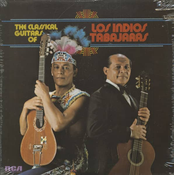 The Classical Guitars Of Los Indios Tabajaras (LP)