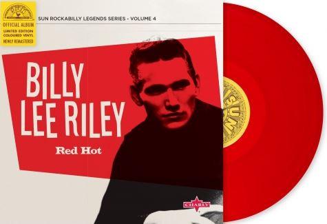 Red Hot (LP, 10inch, Ltd.)