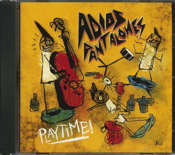 Playtime (CD)