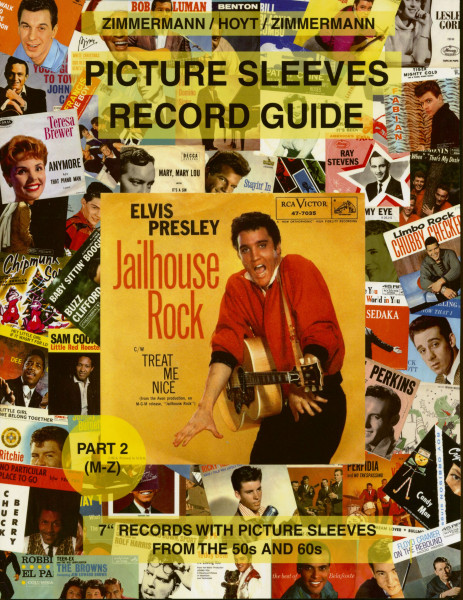 Picture Sleeve Record Guide - Part 2 (M-Z)