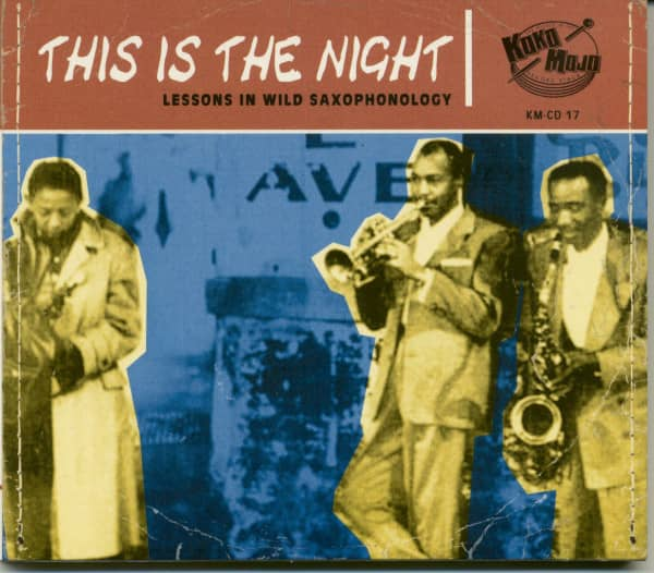 This Is The Night (CD)