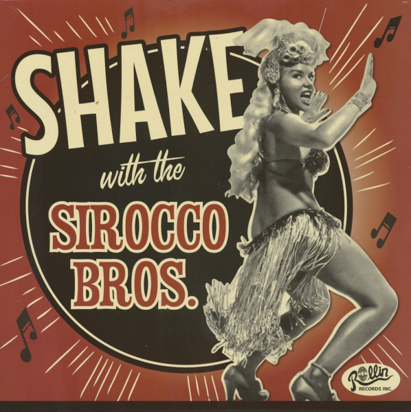 Shake With The Sirocco Brothers (LP)
