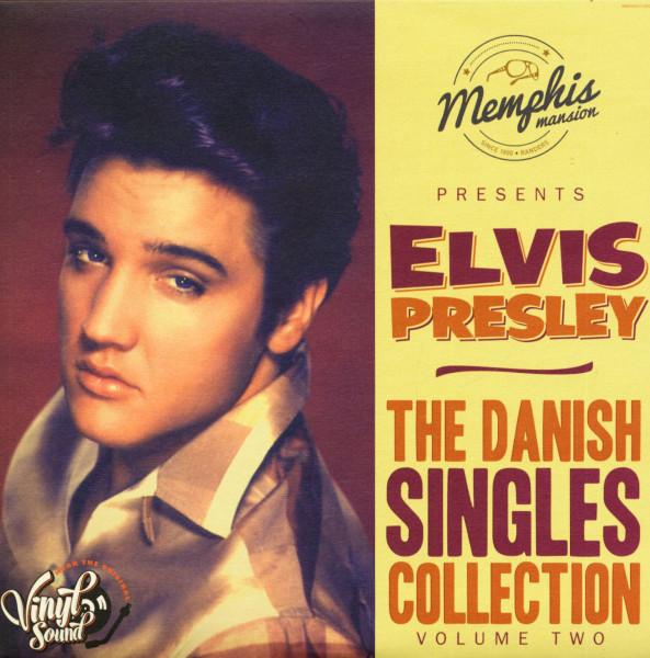 The Danish Single Collection Vol.2 (LP, White Vinyl, Ltd.)