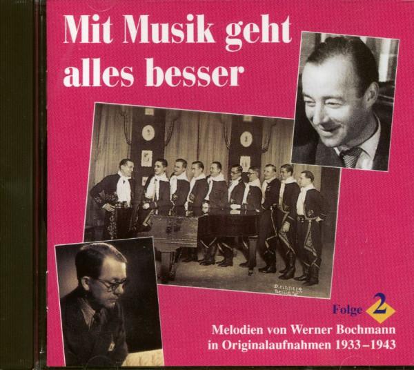 Mit Musik geht alles besser Vol.2 (CD)