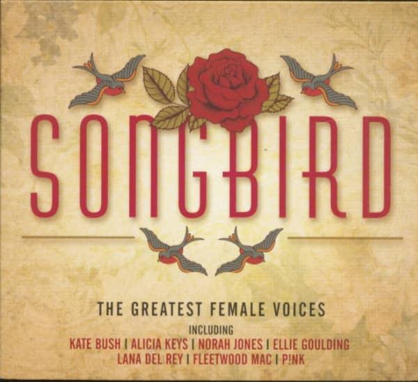 Songbird - The Greatest Female Voices (3-CD)