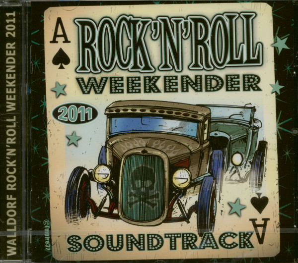 Walldorf Rock & Roll Weekender 2011 (CD)