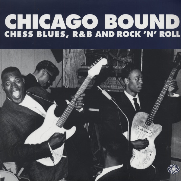 Chicago Bound - Chess Blues, R&B And Rock 'N' Roll (2-LP)